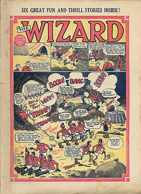 THE WIZARD - 18 Copies - 1940-1941