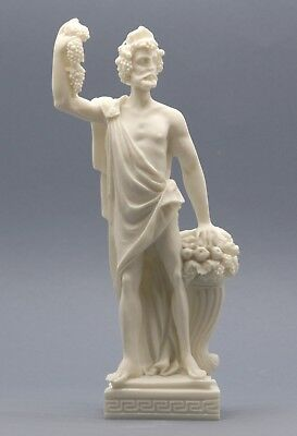 Greek Roman God of Wine & Theatre Dionysus Bacchus Statue Sculpture 9.84΄΄