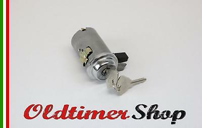 Fiat 124 Sport Spider AS BS BS1 Coupe AC BC ignition lock start switch 2 keys