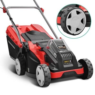BRAND NEW Giantz Lawn Mower Cordless Lawnmower Electric Lithium Battery Powered
