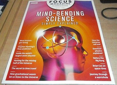 BBC Focus magazine Collection Vol. 06 2018 Mind-Bending Science Simply Explained