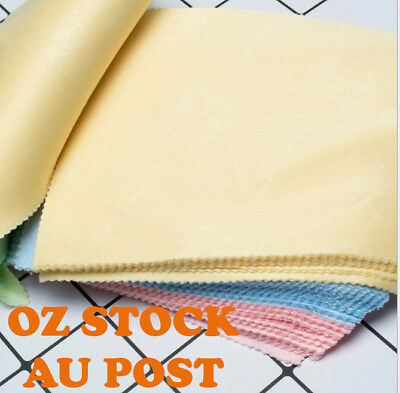 Microfiber Phone Screen Camera Lens Glasses Cleaner Cleaning Small Cloth Towel