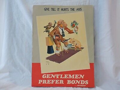 Lawson Wood poster, Grandpop, Give Till It Hurts The Axis