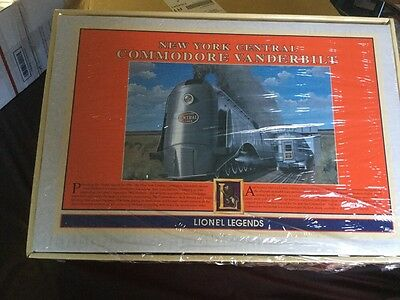 Lionel Legends New York Central Commodore Vanderbilt 777 O Scale 6-18045 Sealed