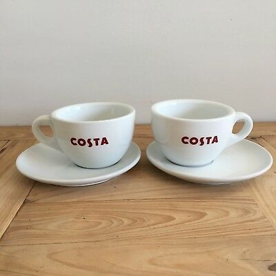 39580445c95 COSTA CUP AND Saucer Duo Set. From the Official Argos Shop on ebay ...