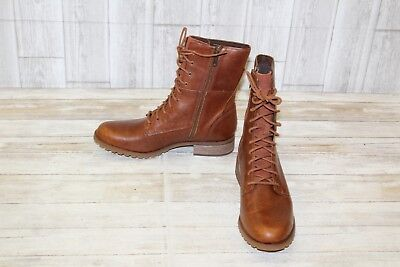 08deccbb TIMBERLAND BANFIELD MID Lace Combat Boot- Women's Size 10, Brown ...