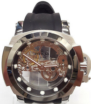 INVICTA Coalition Forces model 24707 Herren Uhr Limited Edition 53mm 30 Bar Glas