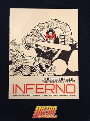 Judge Dredd Mega Collection book #38 - Hardback Graphic Collection New