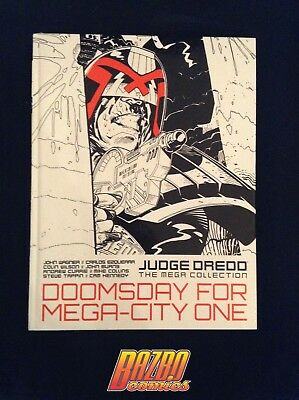 Judge Dredd Mega Collection book #43 - Hardback Graphic Collection New