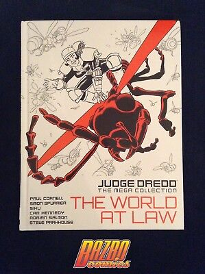 Judge Dredd Mega Collection book #58 - Hardback Graphic Collection New