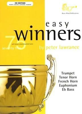 Easy Winners for Treble Clef Brass (Part & CD) Trumpet/Tr... BW0124TCD