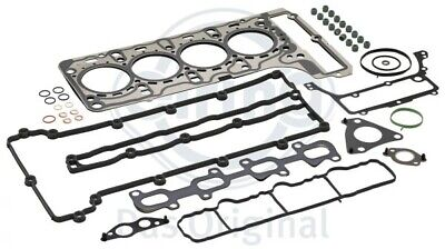 Elring Head Gasket Set 906.380 & Glazer Head Bottom Set Fit To Om651 Mercedes