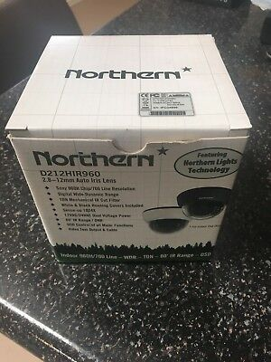 Northern Video NTH-D212HIR960 Indoor 960H 700L 2.8-12mm