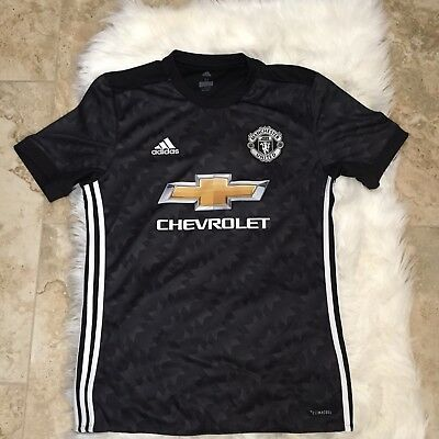 df8c94084 Manchester United Adidas Away Soccer Jersey