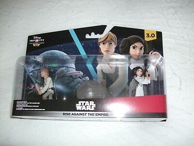 Disney Infinity 3.0 -Star Wars Rise Against The Empire Play Set Pack 2017