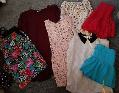 Bundle of Ladies / Teen Girls Clothes Size 8-10
