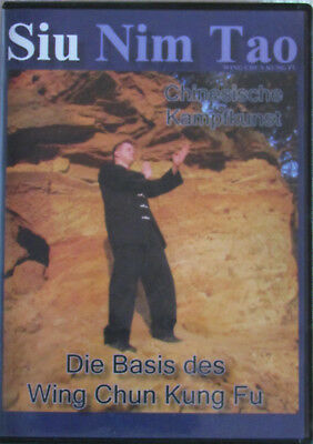 Siu Nim Tao DVD Wing Chun 1.Form Medidationsform