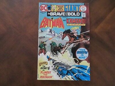 The Brave and the Bold #120 (Jul 1975, DC)