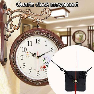 DIY Wall Quartz Clock Mechanism Movement Hands Silent Replacement Repair Part ζ