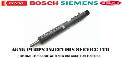 Reconditioned Ford Focus Transit Connect 1.8Tdci Injector Ejbr01601Z Ejbr02201Z