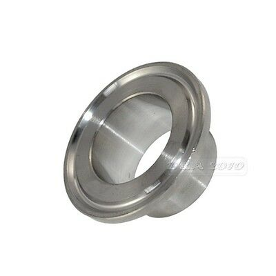 """38MM 1-1/2"""" 1.5"""" OD Sanitary Weld on Ferrule Tri Clamp Stainless Steel SS316 NEW"""