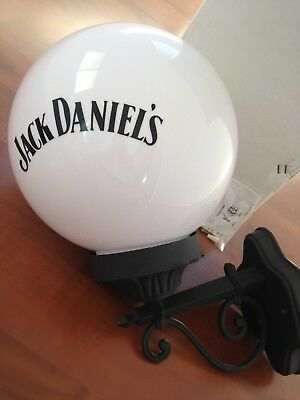 jack daniels Pub whiskey bar wall porch light lamp man cave room lamp sign