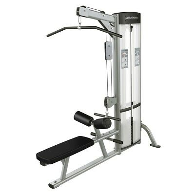 Life Fitness Lat Pulldown/Row (OSLR) 2nd Hand Commercial gym Equipment