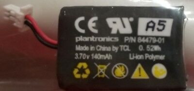 NEW. OEM Plantronics 86180-01 Spare Battery for the CS540. FACTORY SEALED.