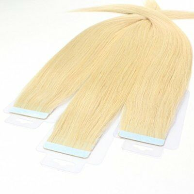 Just Beautiful Hair 10 x 2.5g Extension Biadesive Capelli Veri - 40cm - (m0Z)