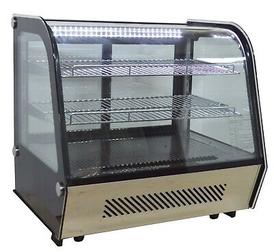 "Bakery Case Refrigerated Pastry 28"" Display Case Cake Show Case NEW Commercial"