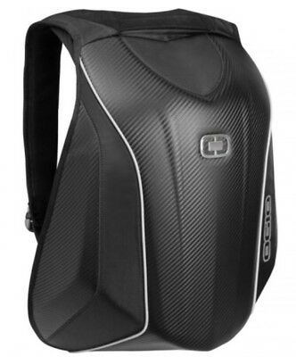 Athena ogio 123006.36 No Drag Mach 5 Motorcycle Backpack - Stealth Black