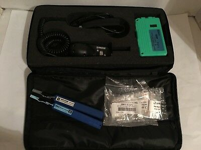 Westover Scientific JDSU FBP FiberChek Inspection Scope / ZP-EMD-90036 Kit Case