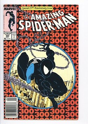 Amazing Spider-Man #300 Vol 1 Very Nice Higher Grade 1st Appearance of Venom