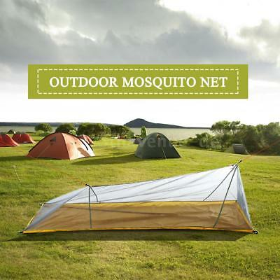 Lixada Outdoor Camping Tent Ultralight Mesh Tent Mosquito Insect Bug V1O8