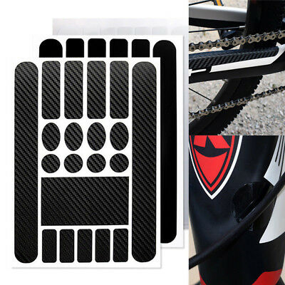 Bike Chain Bicycle Guard Paster Scratch Cover Posted Frame Protective Sticker