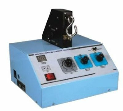 New Cervical & Lumber Traction Unit Machine for Pain Relief - Manotrac -MF02