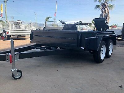 """8x5 TANDEM TRAILER 