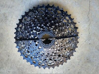 SRAM NX APEX PG-1130 11-42T 11 Speed Cassette BLACK
