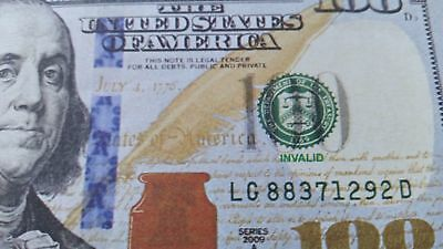 New $100 Bills Novelty Fake Money - Most Realistic Paper Money (500$ in 100's)
