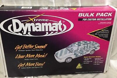Dynamat 10455 Xtreme Bulk Pack 36 SQ FT (9 Sheets)