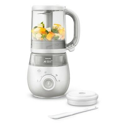 Cuocipappa Easy Pappa Avent Plus 4in1 SCF885/02