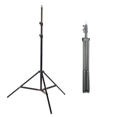 New Professional Studio Adjustable Soft Box Flash Continuous Light Stand Tripod
