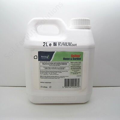 2L Gallup Home and Garden 360 Glyphosate Super Strong NonProfessional Weedkiller