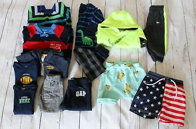 Baby Boy Clothes 6-18 Months Toddler Boy Clothes Lot