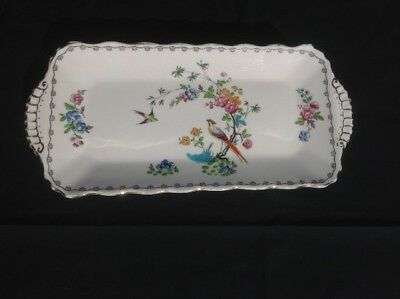 Edwards And Brown- Longton 1910-33  Vintage Duchess China Serving Plate