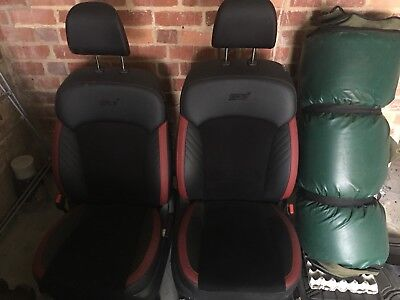 2017 Sti Forester Brand New Front Seats