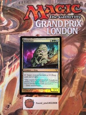 Omnibian FOIL MTG Magic The Gathering