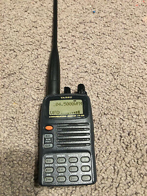 Yaesu VR 500 Communications Receiver Radio Scanner