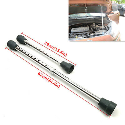 Car Bonnet Hood Cover Lift Support Strut Prop Rod Telescoping Repair Fixed Tool