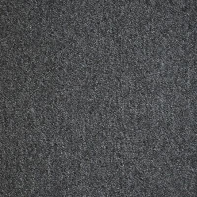 HEAVY DUTY 6mm Thick Loop Pile Carpet Tiles **FREE DELIVERY** **Two Colours**